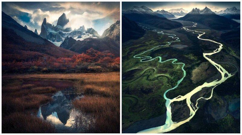 Там, где звенит тишина: головокружительные горные пейзажи Макса Райва (51фото)