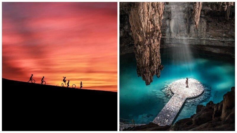 50 лучших снимков фотоконкурса AGORA Light2019 (51фото)