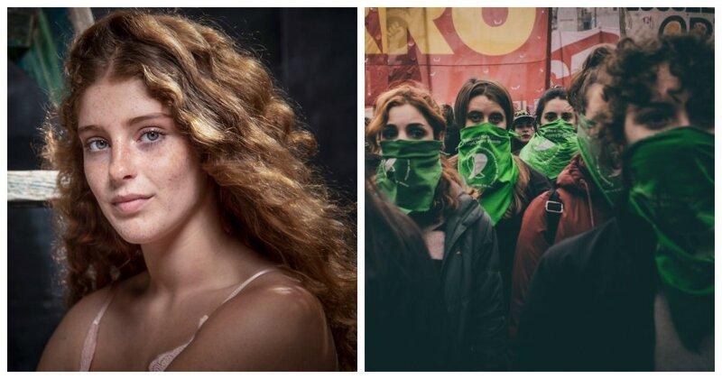 Фотографы со всего мира поделились лучшими женскими кадрами (51фото)