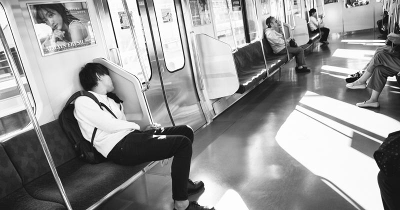 По Японии на поезде (45фото)