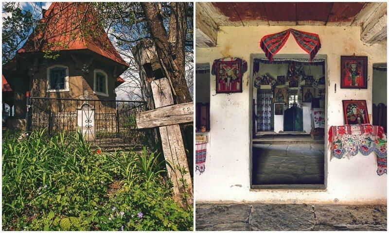 Дух времени: прогулка по заброшенным домам западных Румынских гор (20фото)