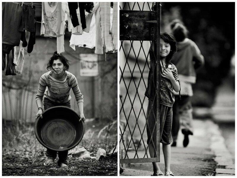 Душевные чёрно-белые снимки Милены Галчиной (26фото)
