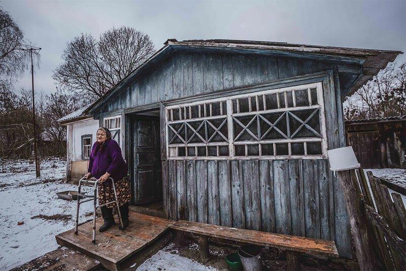 Канадский фотограф показала жизнь в Чернобыльской зоне отчуждения (30фото)