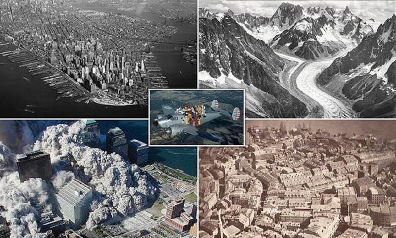 Лучшие аэрофотографии в истории человечества (21фото)