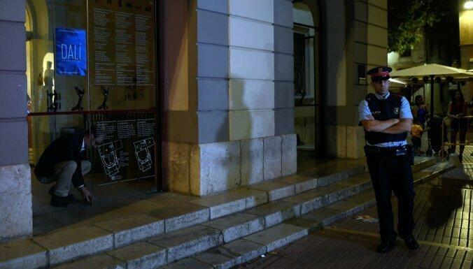 Дерзкая кража в США: гравюру Сальвадора Дали вынесли из галереи за полминуты (4фото)