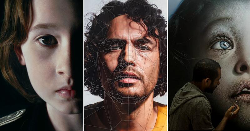 Знаменитые художники, чьи работы можно спутать со снимками (20фото)