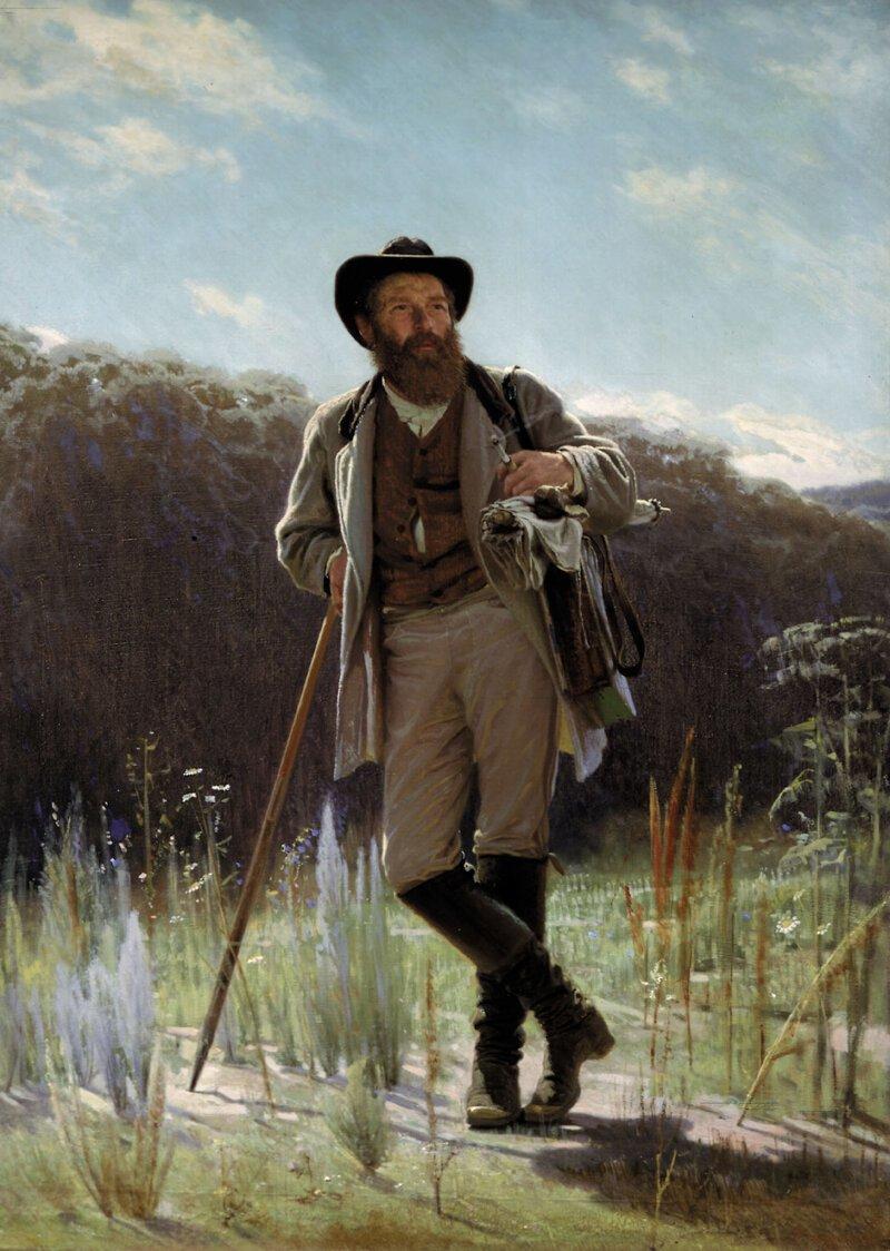 Иван Иванович Шишкин. Природа которую он видел (14фото+1видео)