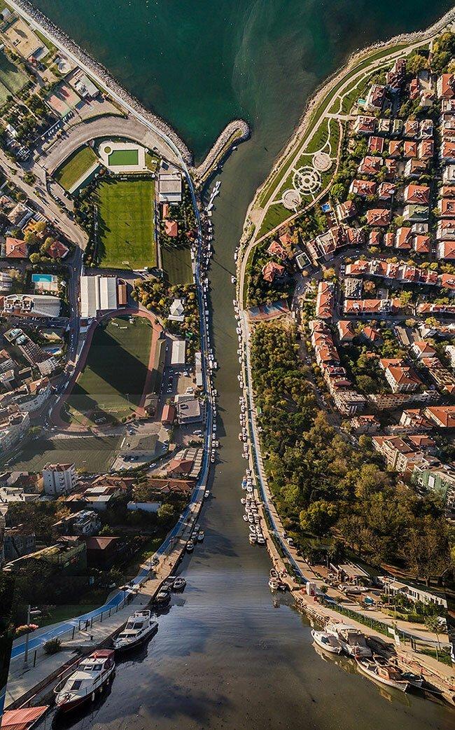 Удивительное зрелище: турецкий фотограф