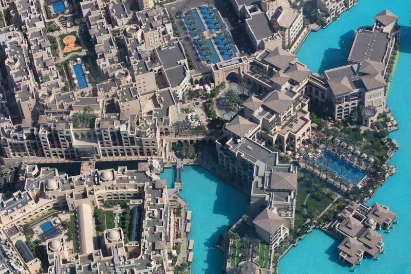 Вид сверху: самые красивые мегаполисы мира (25фото)