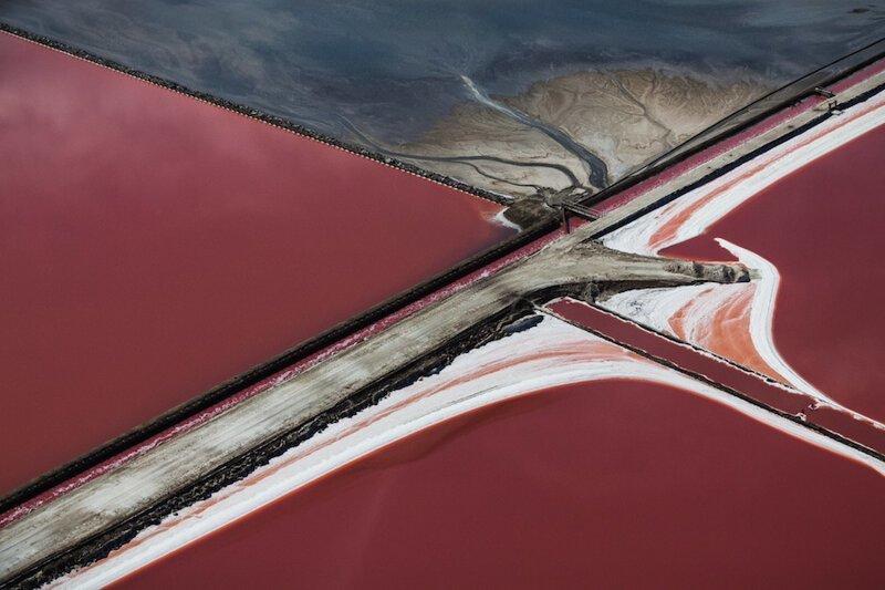 Потрясающие фотографии Земли с воздуха, в которых нет ни капли фотошопа (26фото)