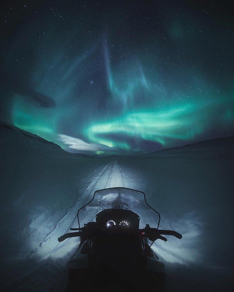 Магические северные пейзажи Юусо Хямяляйнена (23фото)
