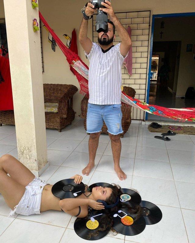 Бразильский фотограф показал, как делаются эффектные фотографии с моделями (29 фото)