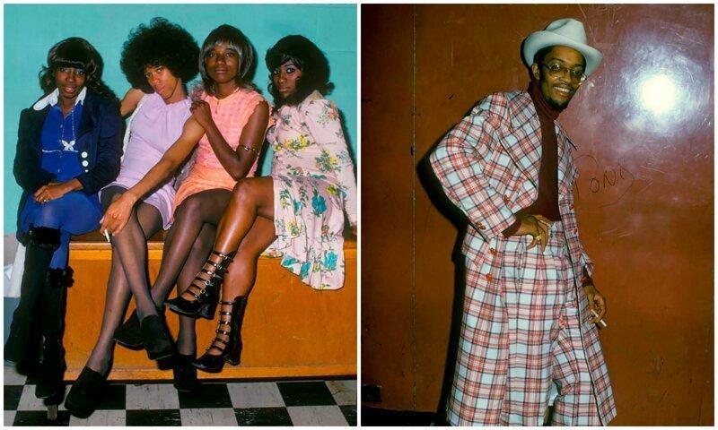 Когда в колонках играл соул и джаз: фотографии из клубов Мемфиса в 70-х (11фото)