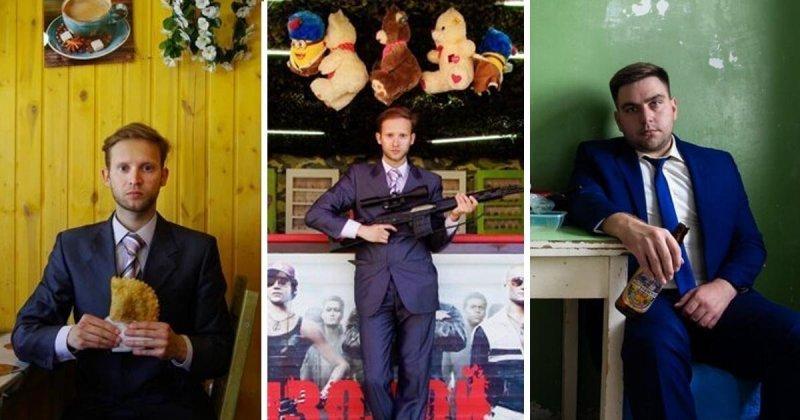 Самарский фотограф наглядно показал: как стать успешным (10 фото)