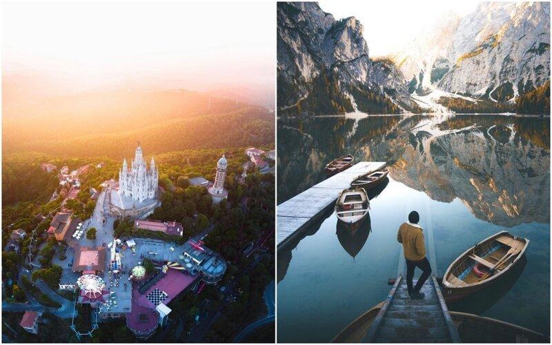 Замечательные фотографии из путешествий Альваро Валиенте (26фото)
