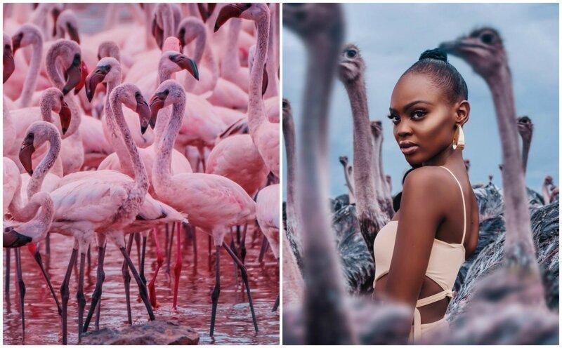 Восхитительная Кения в фотографиях москвички Кристины Макеевой (35фото)