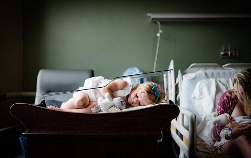 Лучшие фото года о рождении человека (18фото)