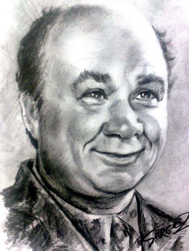 Сергей Загаровский и его рисунки (35фото)