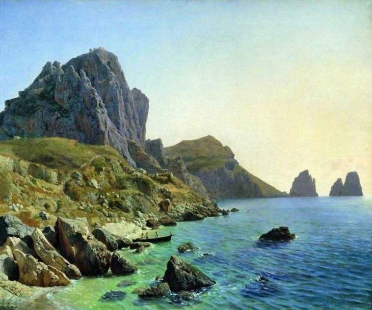 Художник Лев Лагорио (1827 – 1905) и его работы