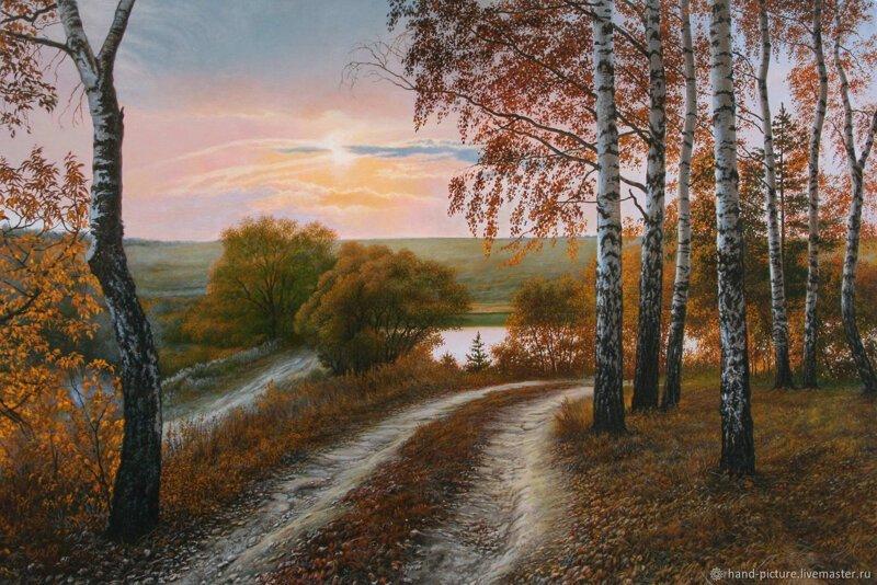 Пейзажи Суханова Игоря Евгеньевича (26фото)