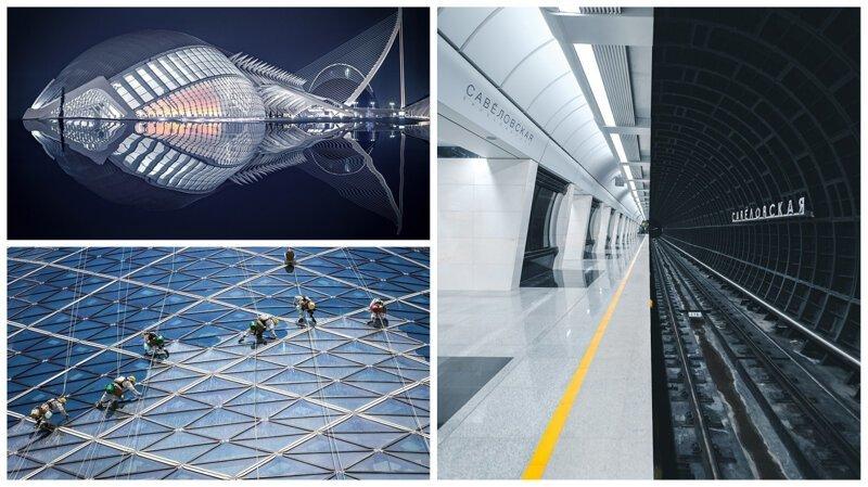Победители конкурса архитектурной фотографии The Art of Building (12фото)