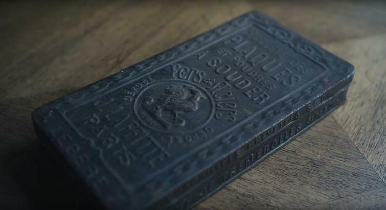 Мужчина нашёл 120-летнюю шкатулку со старинными негативами и решил проявить их (11фото+2видео)