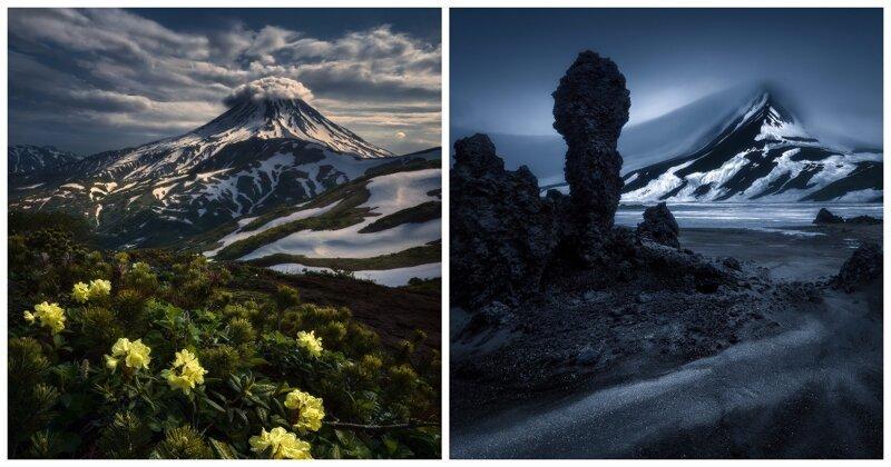 Американский фотограф побывал на Камчатке и привез оттуда невероятные снимки (18фото)
