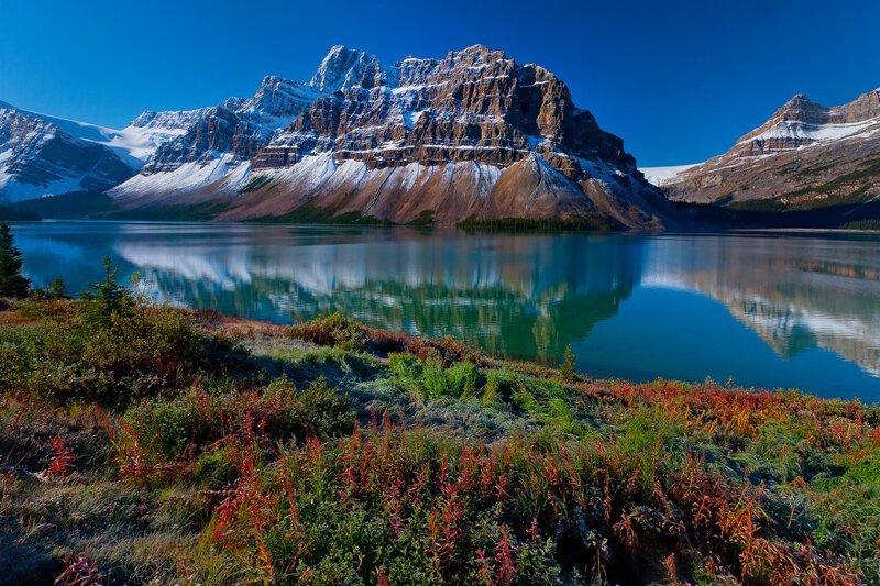 Прекрасные пейзажи Канады. Фотограф Кевин Макнил (41фото)