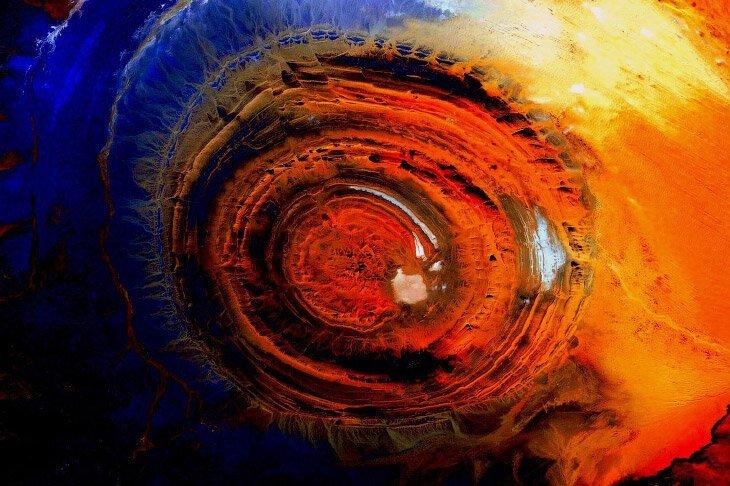 Планета: вид с орбиты (28фото)