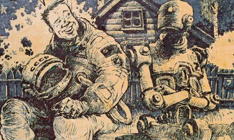 Нижегородский художник создал новое направление в живописи (51фото)