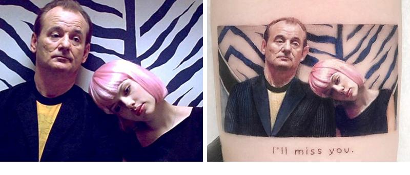 30 мини-тату для культурных людей (31фото)