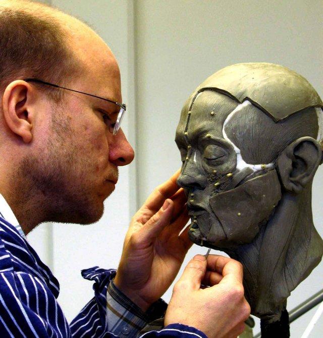 Оскар Д. Нильссон создал реалистичные портреты древних людей (14 фото)