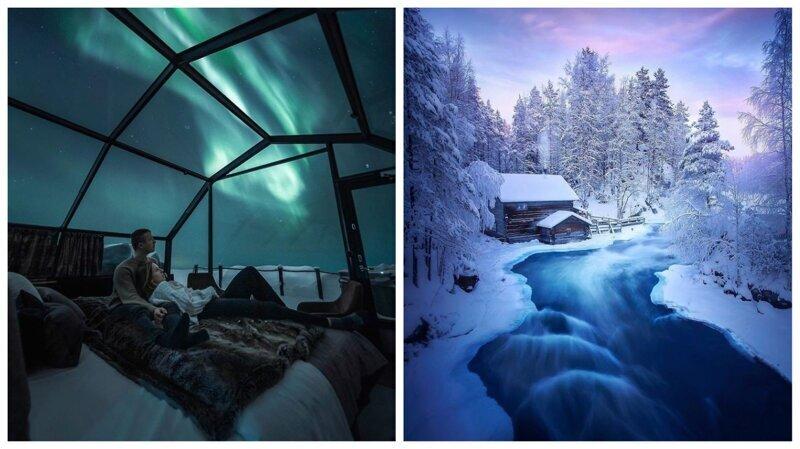 30 фотокартин Юлиуса Кахконена, похожих на сказочный сон (31фото)