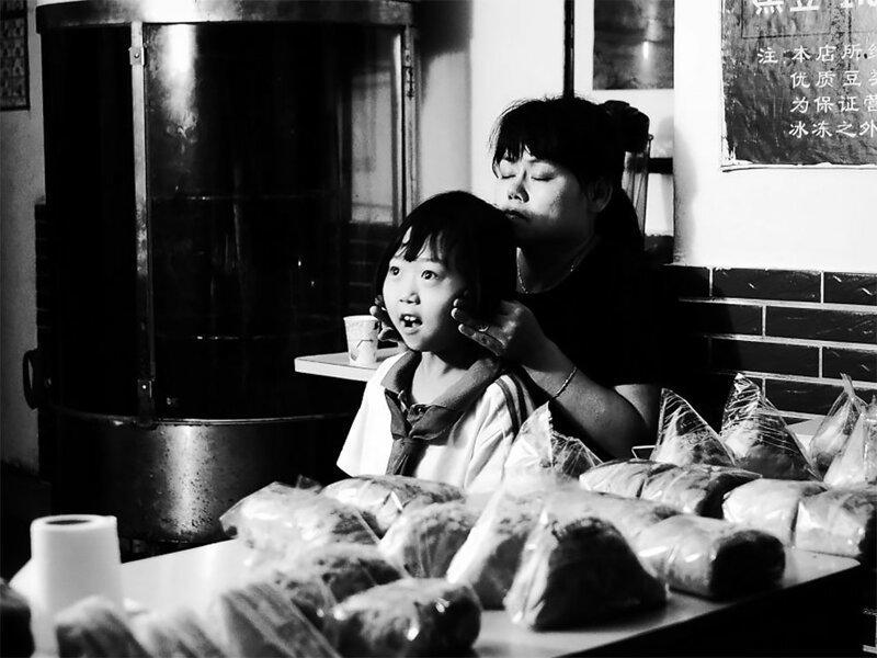 Такие же, как мы: 12 фотографий обычных жителей Китая (12фото)