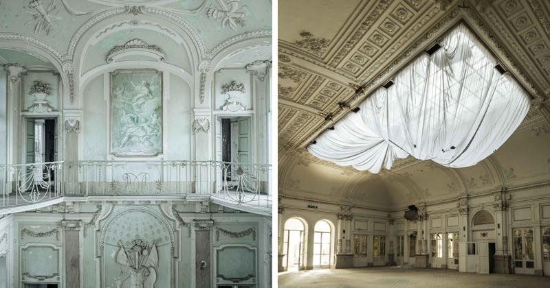 Фотограф путешествует по Европе в поисках забытых мест (26фото)