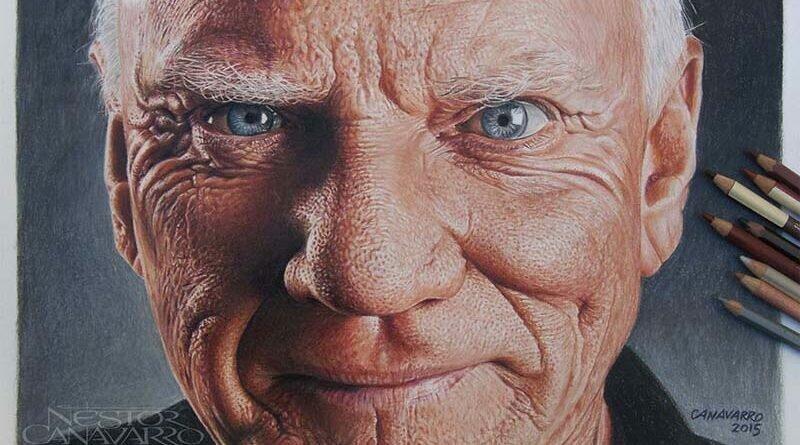 Это не фотография: 15 потрясающих портрета в гиперреалистичной манере (16фото)