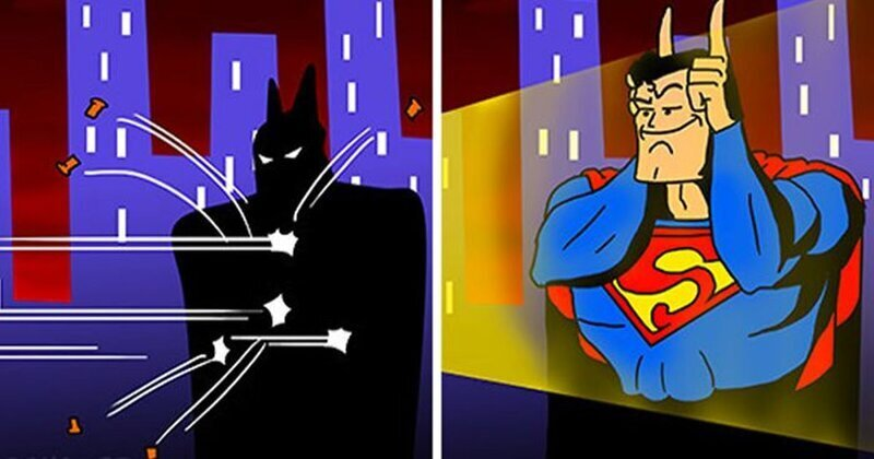 Обычная жизнь супергероев: комиксы Dragonarte (46фото)