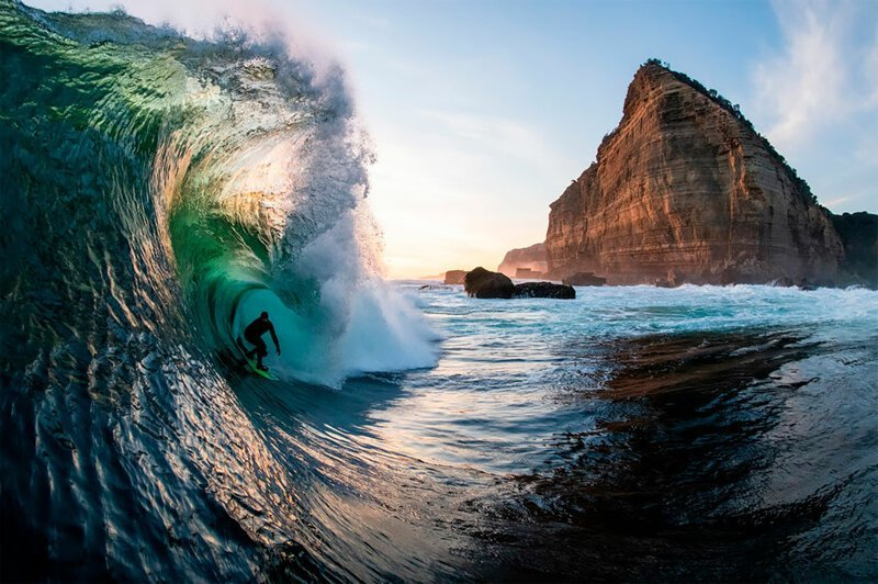 Победители конкурса Nikon Surf Photography Awards 2020 (11фото)