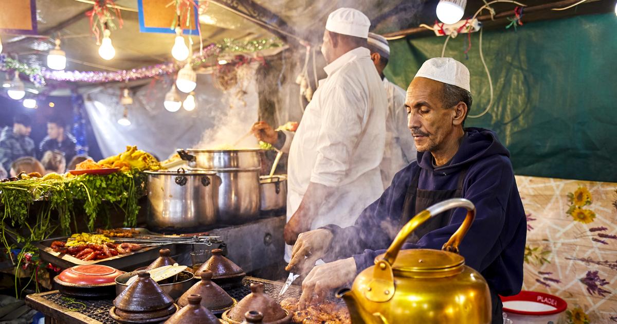 Фотограф открывает дикую красоту Марокко (27фото)