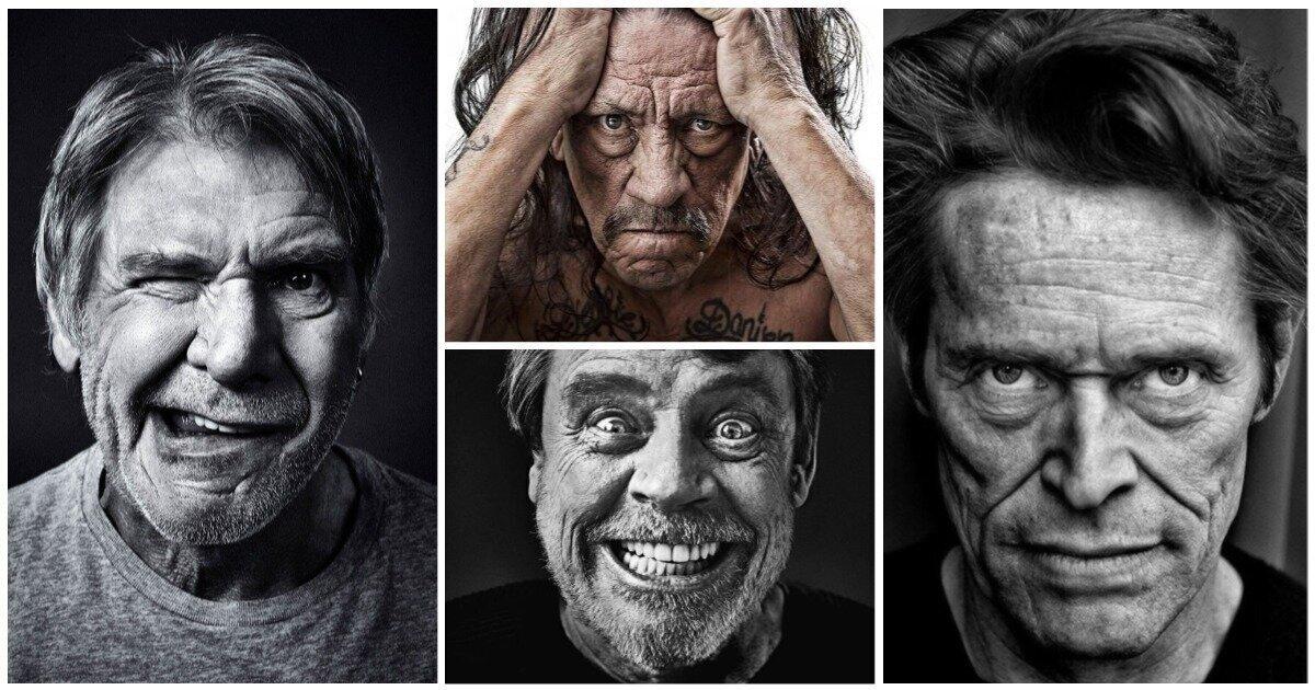 20 фото любимых актеров, на которых видно как они постарели (21фото)