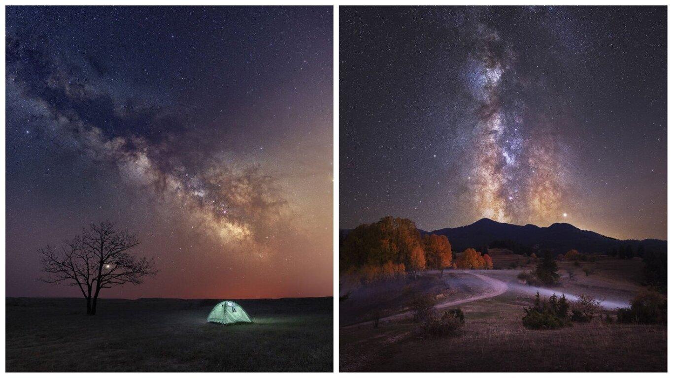 25 снимков звездного неба от фотографа-любителя (26фото)