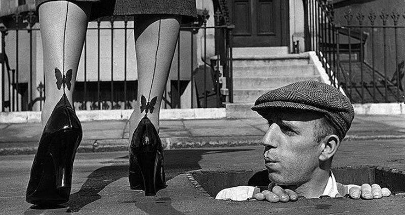 Гениальные фотографии пионера фотожурналистики Курта Хаттона (24фото)