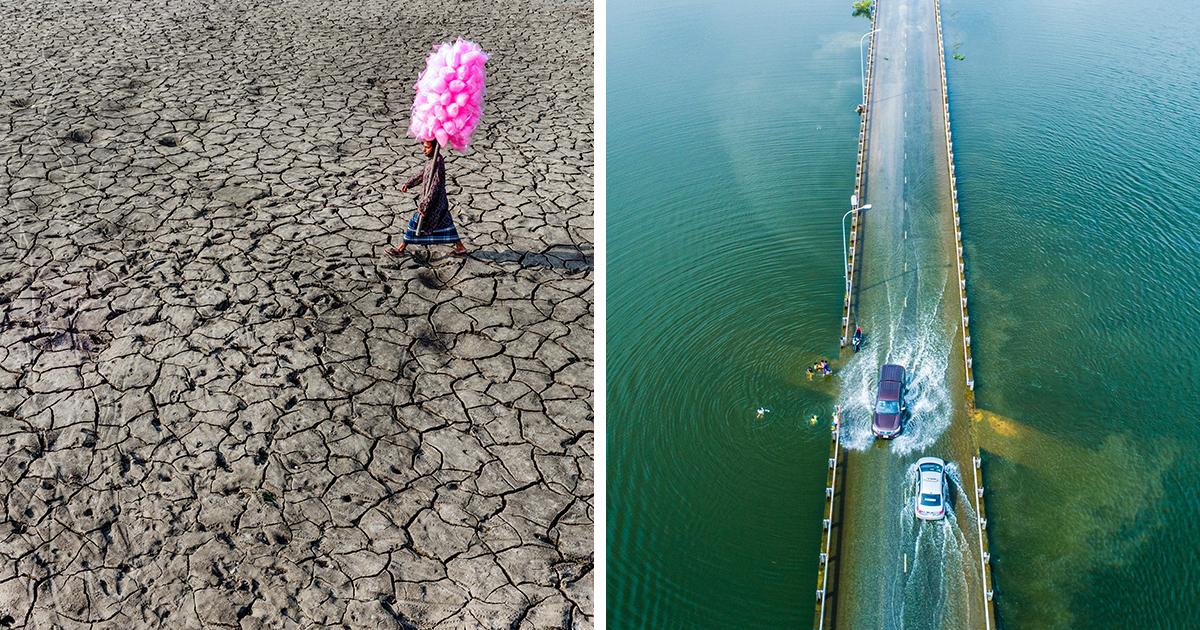 Последствия глобального изменения климата в фотографиях конкурса Agora (26фото)