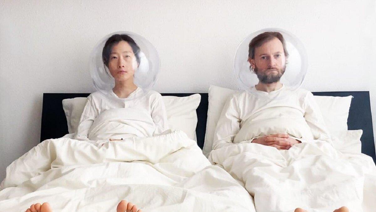 Немецкие дизайнеры готовы экипировать планету на время эпидемии (8фото+2видео)