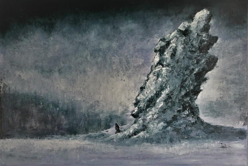 Картины российского художника Сергея Бастаджяна из Белгорода (22фото)