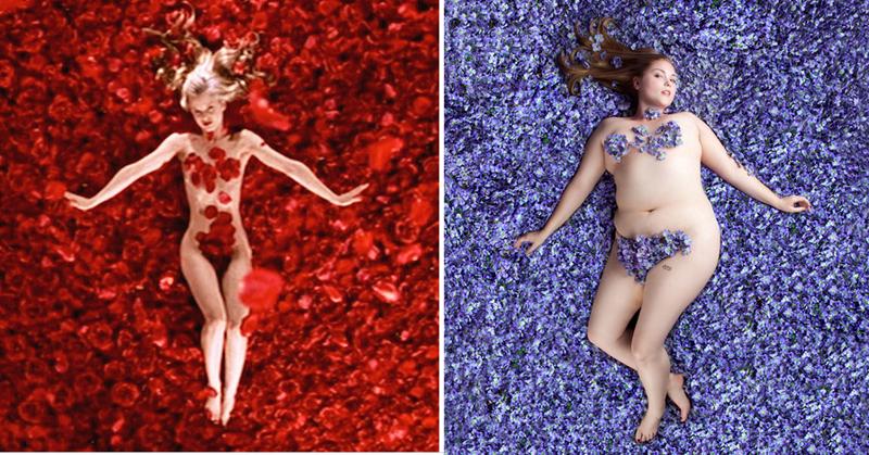 Фотограф запечатлела «красоту по-американски» во всех размерах и формах (16фото)