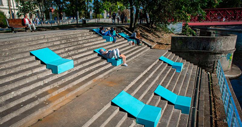 Как польские художники преображают забытое городское пространство (7фото)