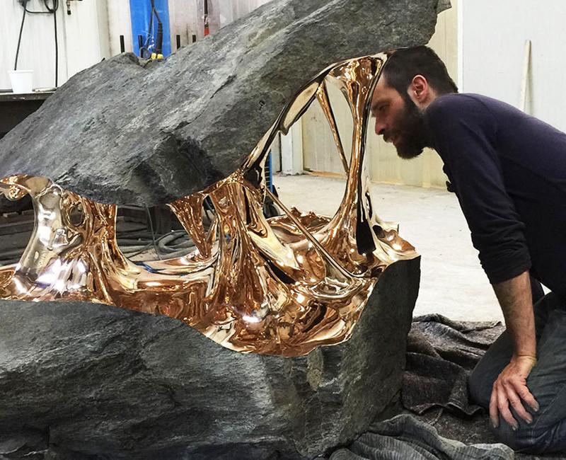 Нестандартные работы скульптора-самоучки (8фото+1видео)