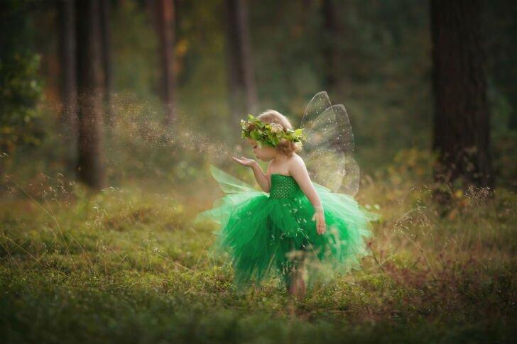 Мама из Польши создает сказочно красивые костюмы для своих детей (12фото)