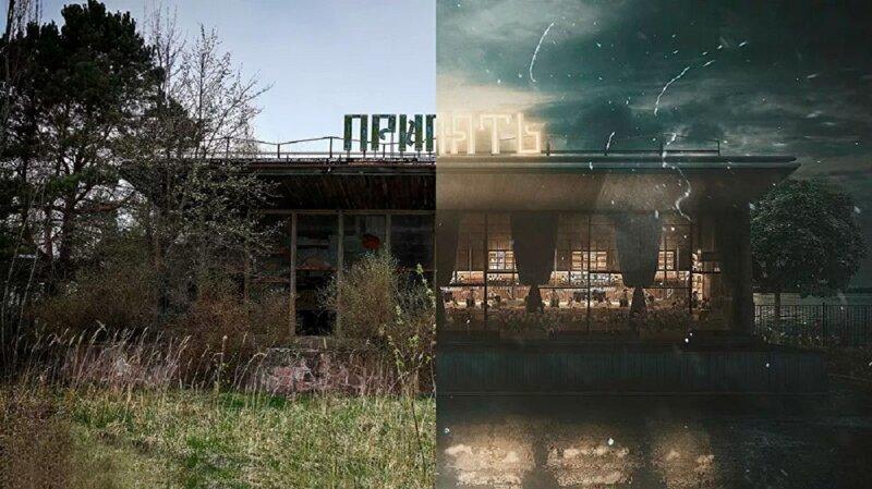 Какой была бы Припять без чернобыльской аварии? (10фото)